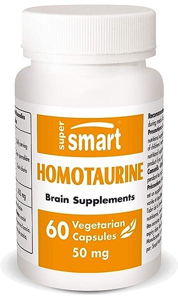 Supersmart MrSmart - Neuronutrición - Homotaurina - Ralentiza ...
