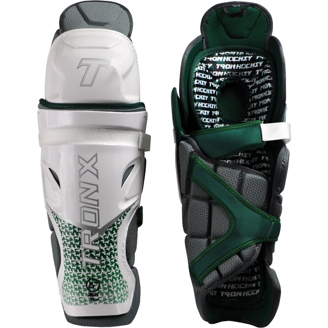 TronX Velocity LS Hockey Shin Guards (Senior)