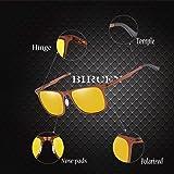 Night Vision Driving Glasses Anti-Glare Polarized