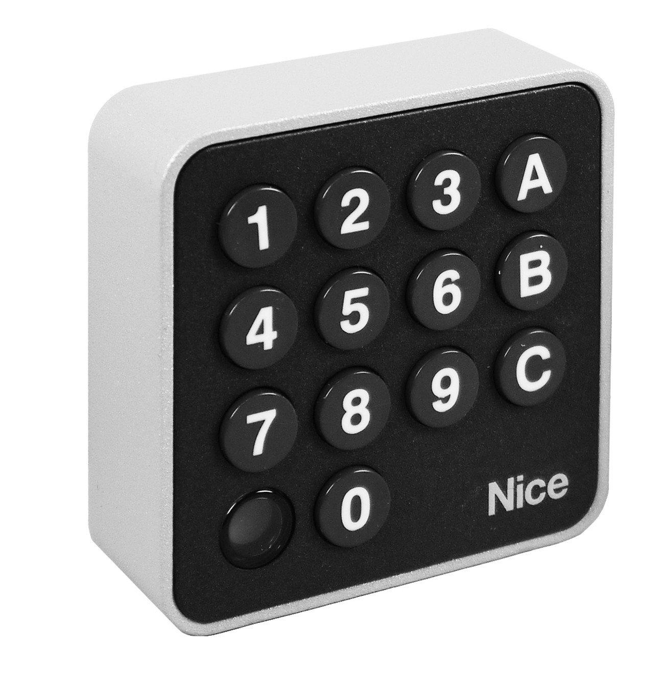 Tastatur zu Code edswg 13/Tasten Nizza