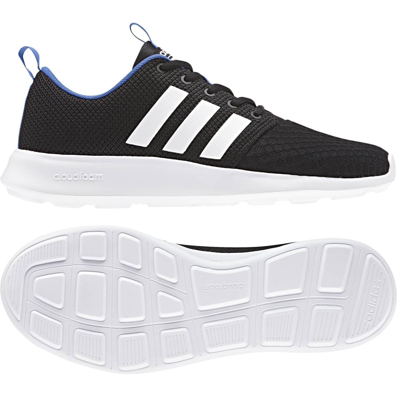ADIDAS Sneaker CF SWIFT RACER LMT CBLACKFTWWHTBLUE