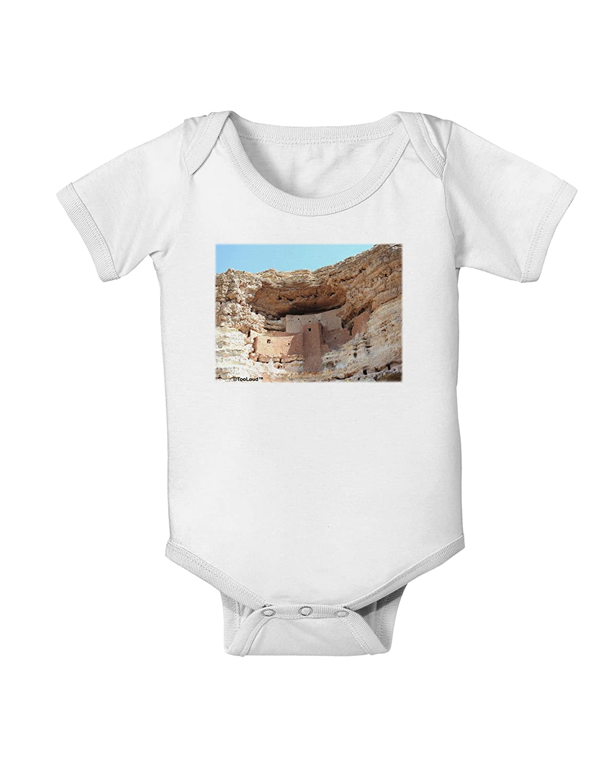 TooLoud Montezuma Castle Arizona Baby Romper Bodysuit