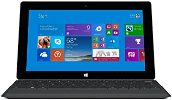 microsoft surface 2 32gb 106 tablet windows rt 81 certified refurbished