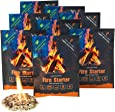 InstaFire Granulated Fire Starter, All Natural, Eco-Friendly, Lights Fires in Any Weather, Awarded 2017 Fire Starter Of The Year