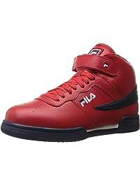 Fila Men's F-13v Lea/syn Fashion Sneakers