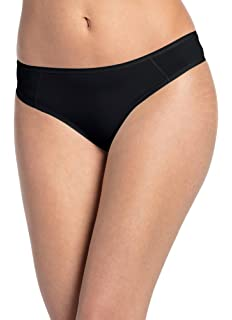 84be3c4c1f50 Jockey Allure Solid Color Luxuriously Soft Cotton Thong Panty at ...