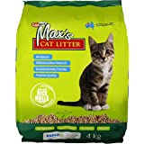 Cat & Pet Litter Maxs Coprice 4kg Prevents Bacteria Growth Eliminates Odour