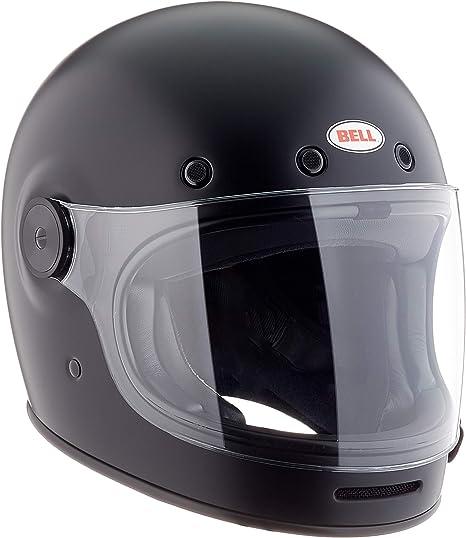 Bell Helmet Bullitt Dlx Solid Schwarz Matt M Auto