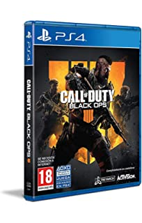 Call Of Duty Black OPS 4 : Playstation 4 , ML: Amazon.es ...