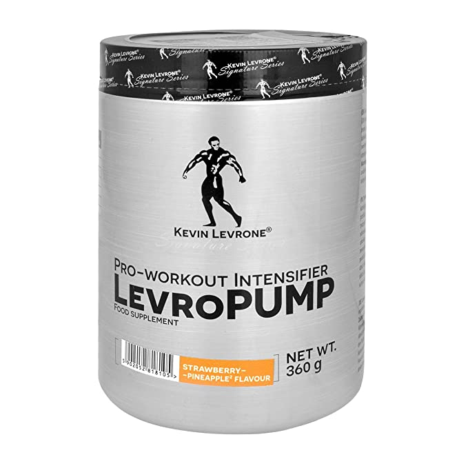 Buy Kevin Levrone Pro-Workout Intensifier Leveropump Food Supplement Online  at Low Prices in India - Amazon.in 91ecac06c9e9d