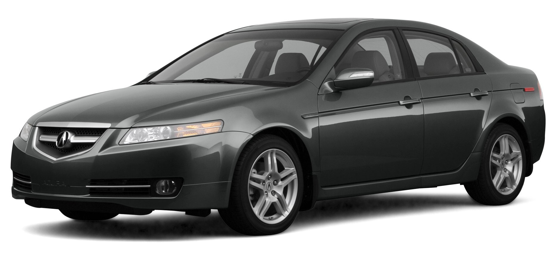 2007 Acura Tl Reviews Images And Specs Vehicles 2005 Vsa Light On 4 Door Sedan Automatic Transmission