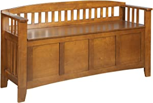 American Furniture Classics Entryway Gun Concealment Bench