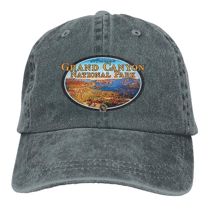 Nouveaux produits 94085 1d94b MCWO GRAY Grand Canyon National Park Unisex Denim Baseball ...