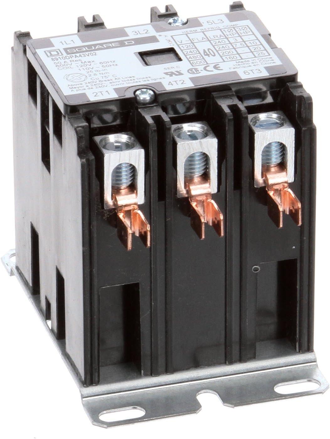 Cheap sale Cecilware Purchase CG12A 120-volt Square Coil D Contactor
