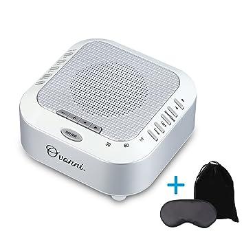[Oferta Día del Padre] Máquina de sonido blanco para dormir, 5 sonidos de