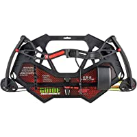 PSE Youth Heritage Compound Bow Set, Black, 12-29-Pound, Right Hand