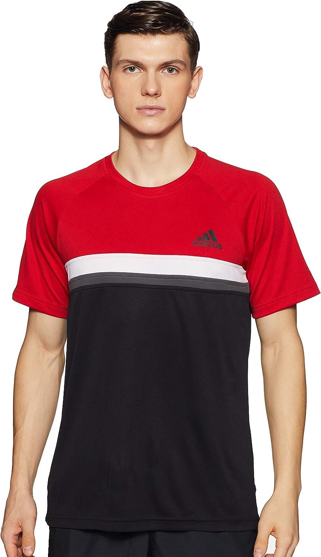 adidas Club C/B tee Camiseta, Hombre
