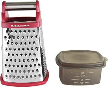 Kitchenaid RustResistant Stainless Steel Box Grater