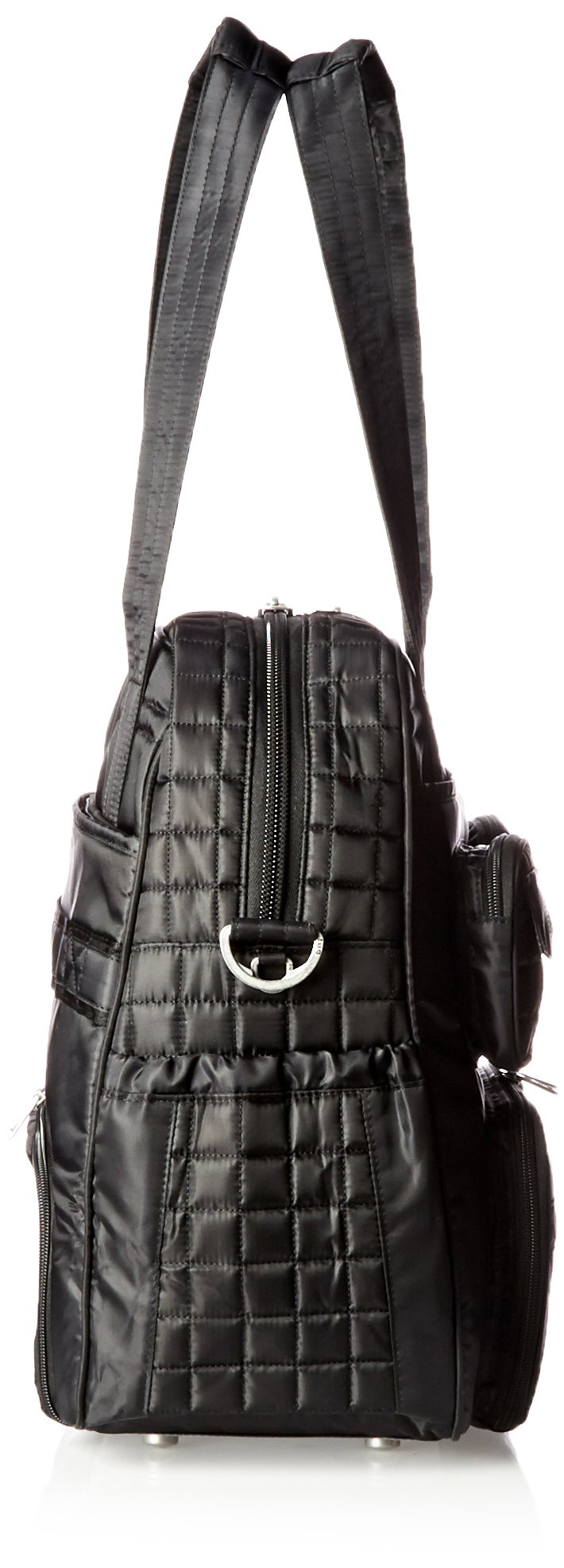 Lug Puddle Jumper Overnight/Gym Bag, Midnight Black by Lug (Image #3)