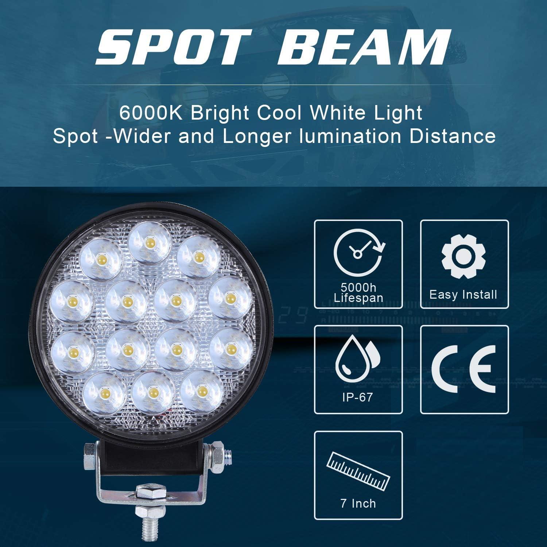 2er Set LED Touch ON//OFF Tischlampe Tischleuchte Stoffschirm 4W Nachttischlampe messing wei/ß 29,5cm E14 Lampe KH590704