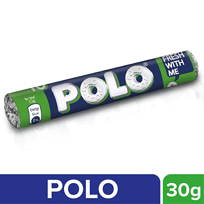 9d5f0ab00 Polo, The Mint with The Hole, 30g: Amazon.in: Grocery & Gourmet Foods