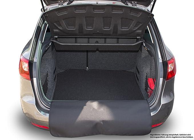 Gummi Kofferraumwanne mit Organizer für Nissan Juke obere Ladeboden ab 2014