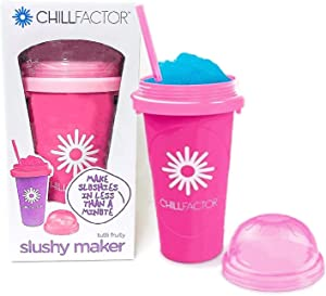 Win A Free Chill Factor Tutti Fruity Slushy Maker Kit