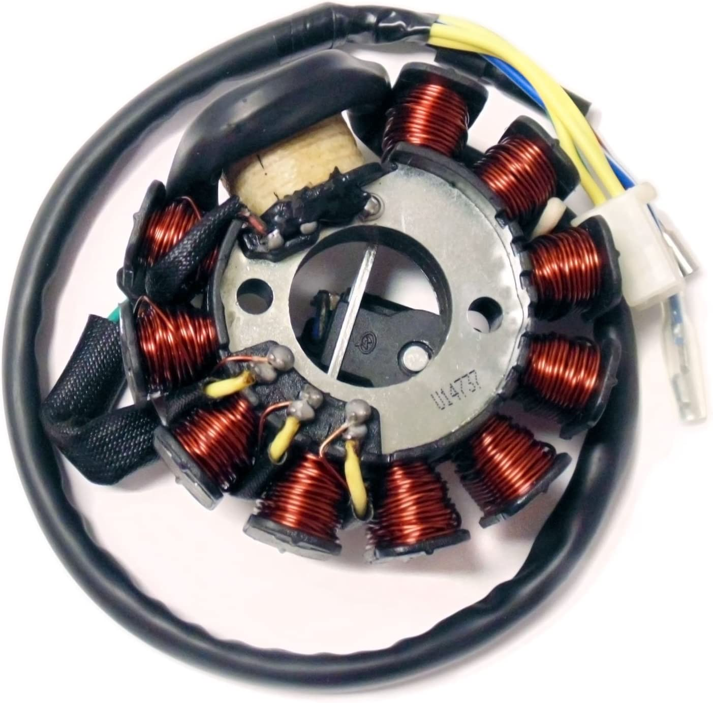 WFLNHB 11 Pole//Coils Magneto Stator Fit for GY6 125CC 150CC Engines