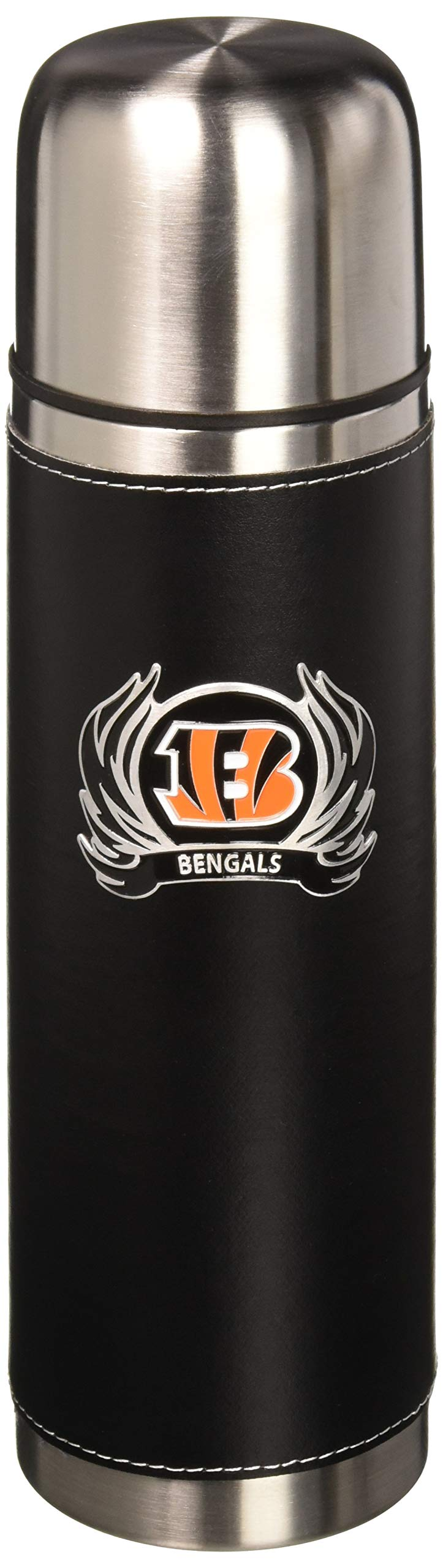 NFL Cincinnati Bengals Insulated Thermos by Siskiyou