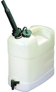 Pressol Wasserkanister 15 Liter mit Ablasshahn