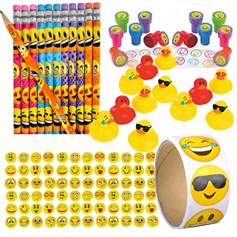 Emoji Themed Birthday Party Supplies For Kids