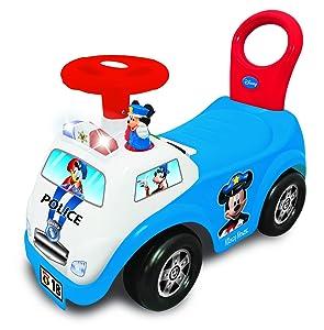 Kiddieland Toys Limited Disney My First Mickey Police Car