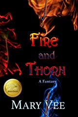 Fire and Thorn: The Cede Deo Chronicles, A Fantasy Kindle Edition