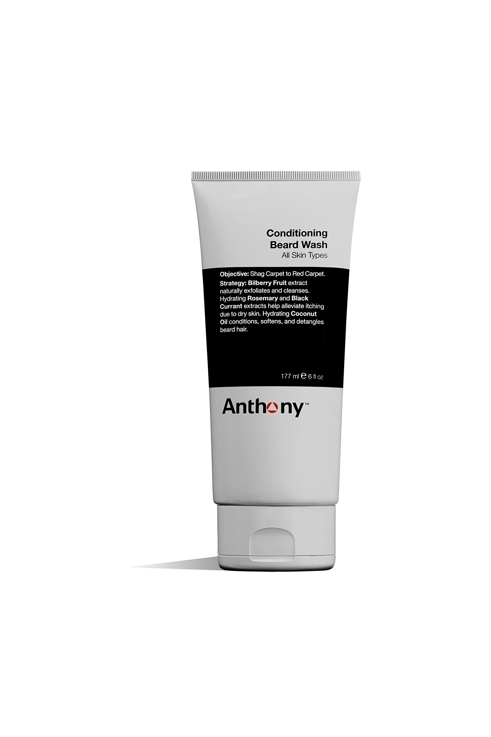 Anthony Conditioning Beard Wash 6 Oz