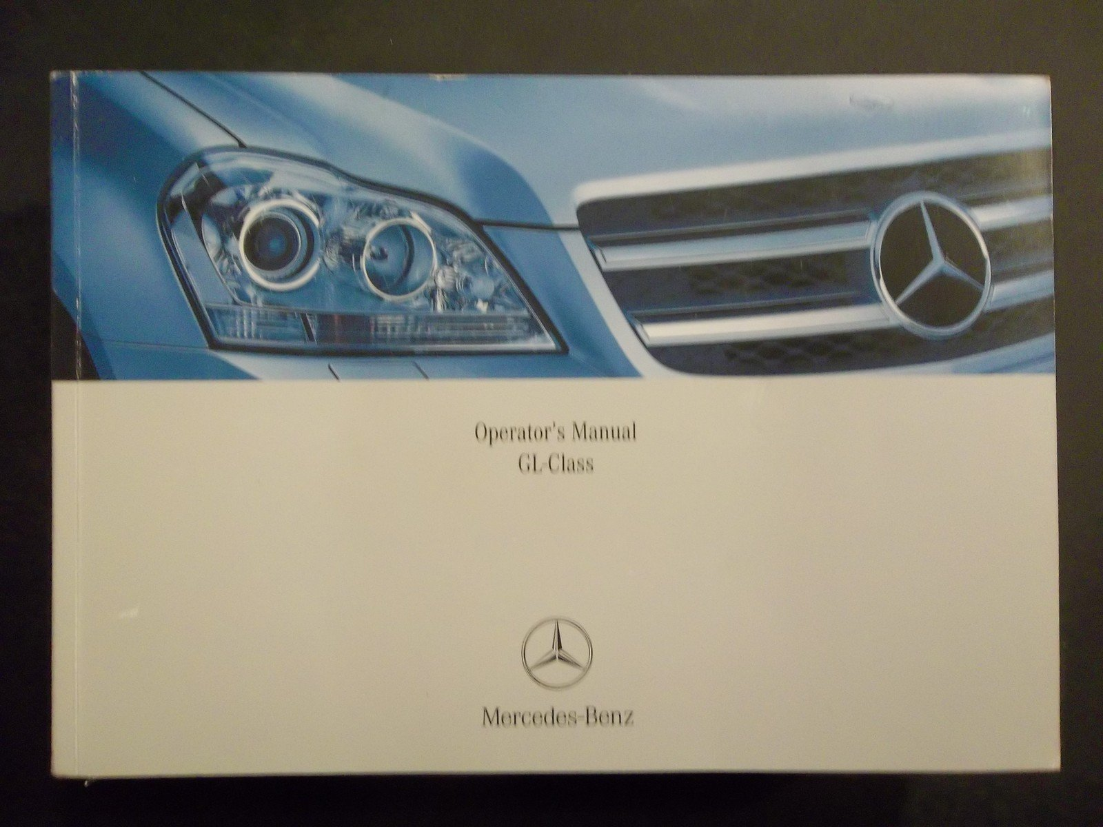 2007 Mercedes GL Class Owners Manual: Mercedes: 0682821520198: Amazon.com:  Books