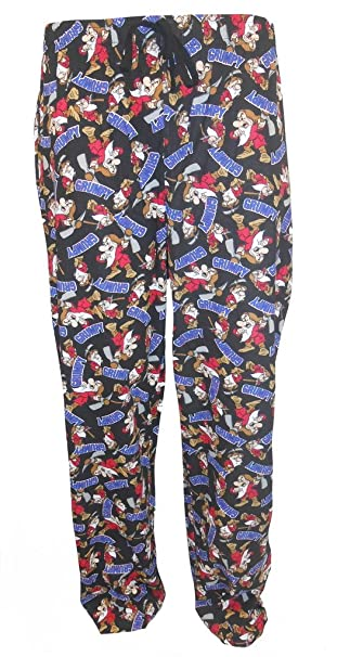 Disney Mr Grumpy Mens Lounge Pyjama Pants Large