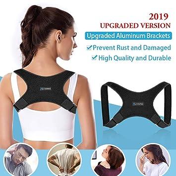 2d7c4dea4c2 Ltrototea Back Posture Corrector for Women   Men - Back Brace Posture  Corrector - Corrects Slouching