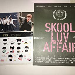 Skool Luv Affair (2nd Mini Album): Amazon co uk: Music