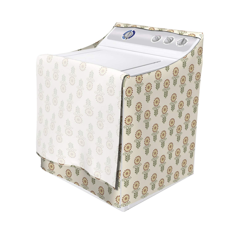 Amazon.com: Funda para lavadora Lunarable, Multi, wmc_59010 ...
