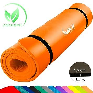 MOVIT®® - Tapis de Sol pour Pilates et Fitness - sans Phthalate - certifié 5abe86a69d1