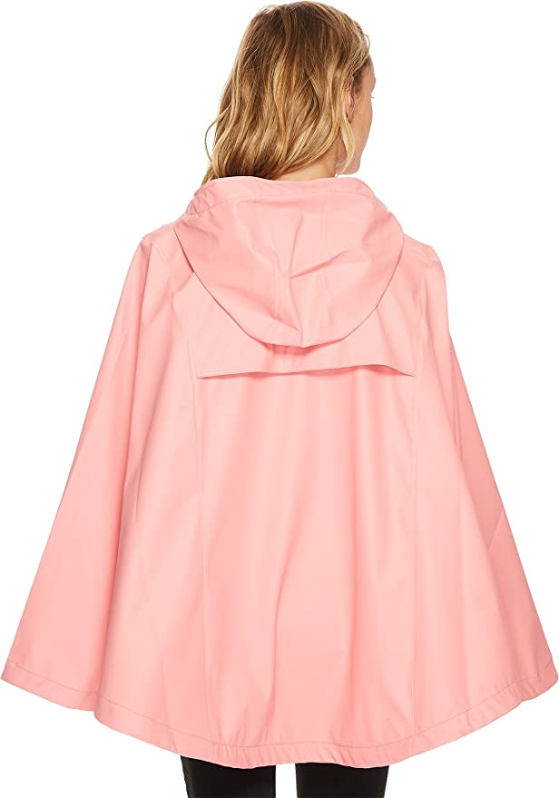 Herschel Forecast Womens Poncho Strawberry Ice: Amazon.es: Ropa y accesorios