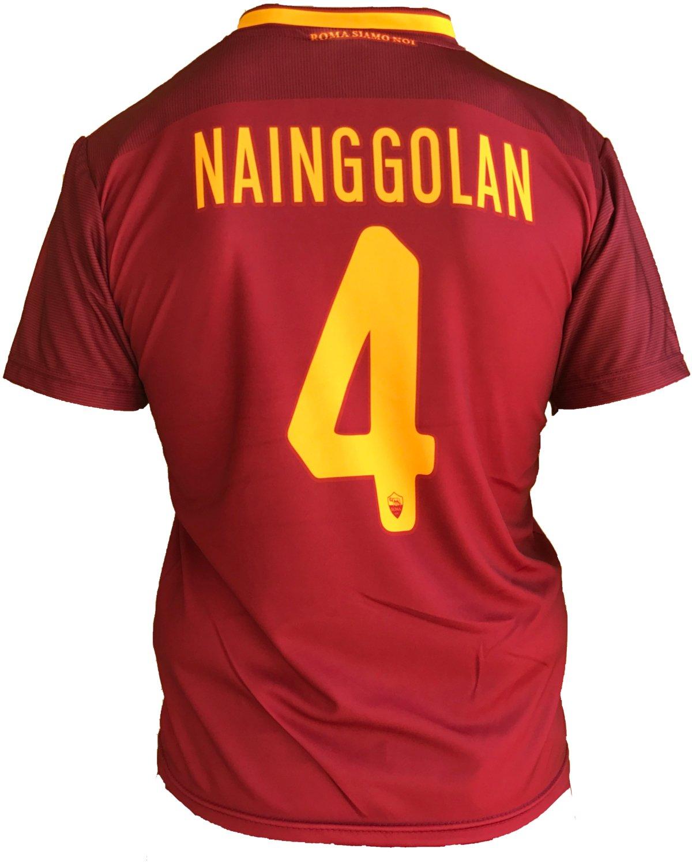 Camiseta de fútbol para niños o adolescentes, Roma, Radja ...