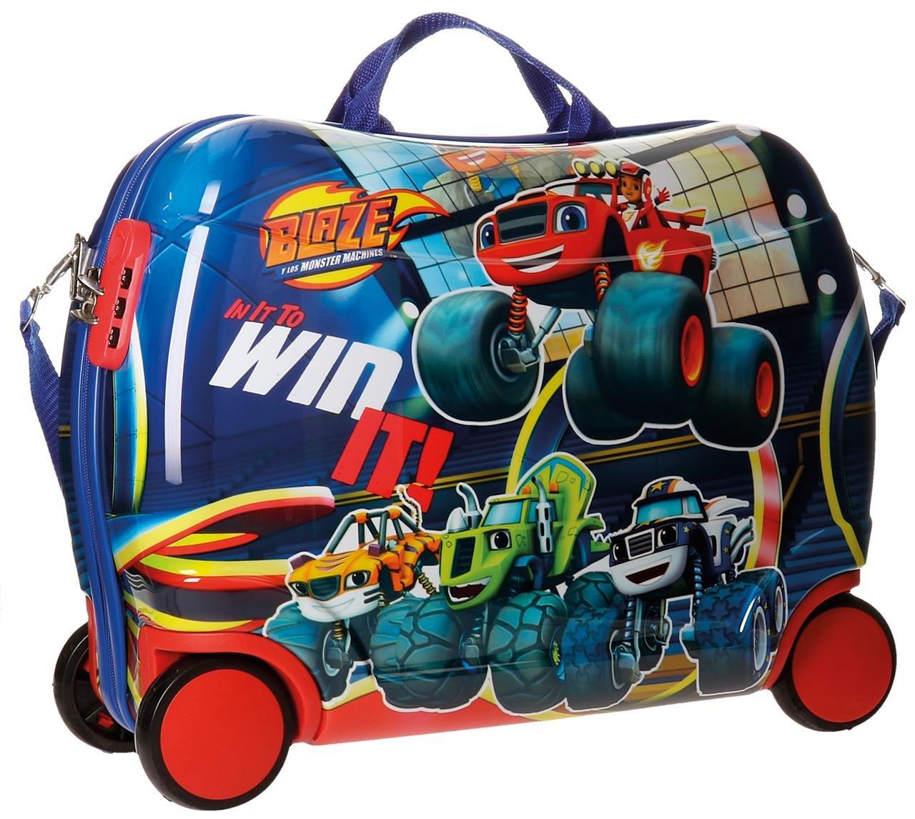 Blaze Blaze Kindergepäck, 50 cm, 34 liters, Mehrfarbig (Multicolor)