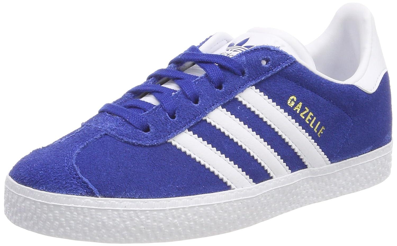 adidas Gazelle, Zapatillas Unisex Niños 37 1/3 EU Azul (Reauni / Ftwbla / Ftwbla 000)