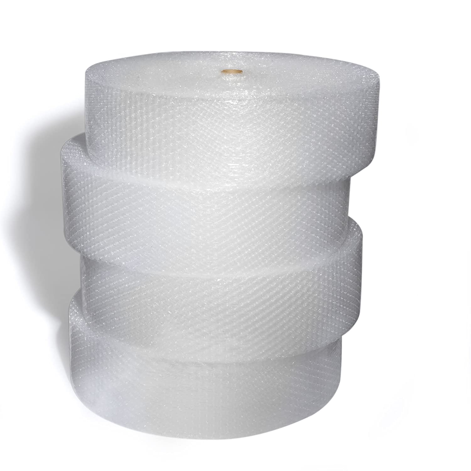 "mmpack1/2"" 125ft x 24"" Big Nylon Bubble Cushioning Wrap, Perforated Every 12"