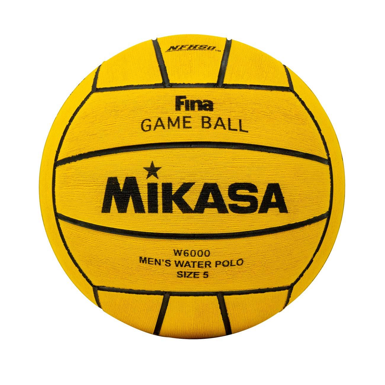 B00006JK2H Mikasa W6000 NCAA Men's Water Polo Ball 71c4l2X4LmL