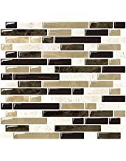 Yipscazo Peel and Stick Backsplash Tile for Kitchen, Anti-Mold Wall Tile