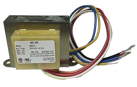 240 To 24 Volt Transformer Wiring Diagram - General Wiring ...