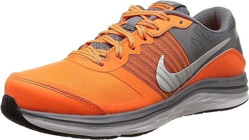 Nike Dual Fusion X (GS) - Zapatillas para niño, Color Naranja, Talla 36.5: Amazon.es: Zapatos y complementos