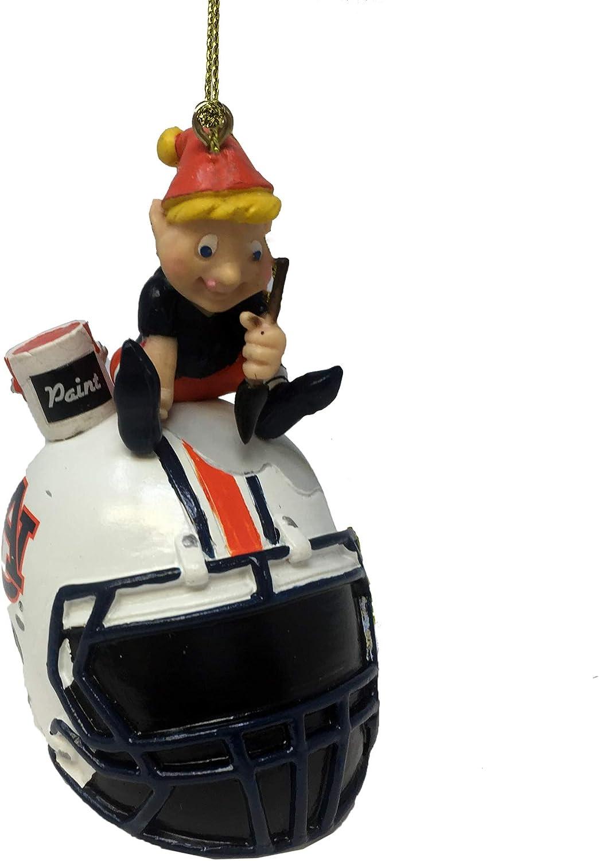 Spectrum Deluxe NFL/NCAA Team Elf Ornament
